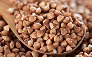 the benefits and harms of the buckwheat diet