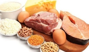 what you can eat on a protein diet